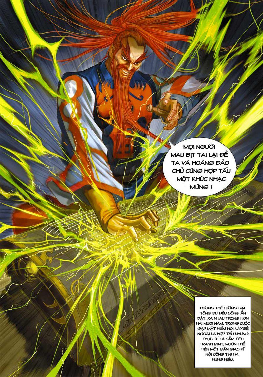 Anh Hùng Xạ Điêu anh hùng xạ đêu chap 43 trang 32