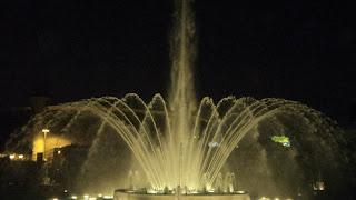Fuente Mágica, Circuito Magico de las Aguas, Lima