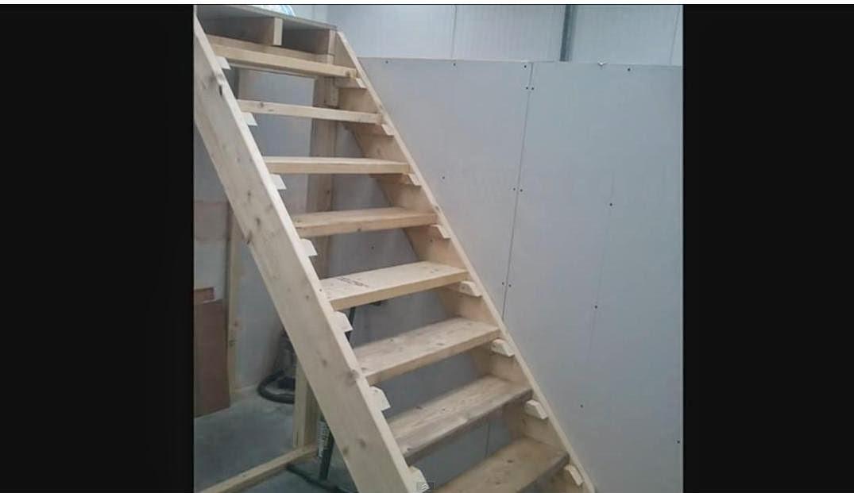 Fai da te web una bella scala fai da te for Costruire una scala in legno per soppalco