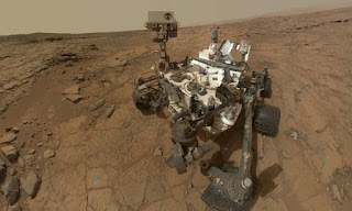 NASA's Curiosity Rover Finds Largest amounts of Methane ever on Mars