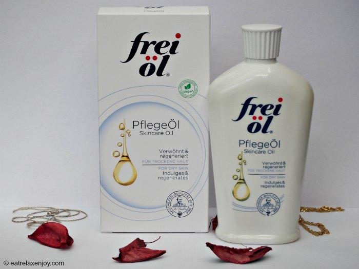 שמן טיפולי frei öl® לשיקום וטיפוח העור