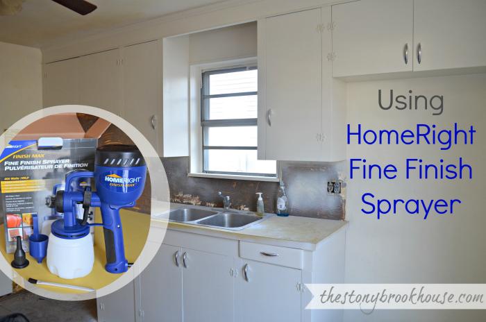 Home Right Fine Finish Sprayer