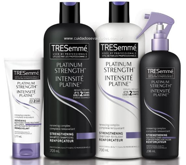Tresemme Platinum Strength