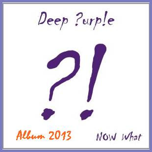 Deep Purple Album Now What cover