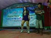 Tampilkan Artis Dangdut Rok Mini, Imtihan Madrasah di Kejayan Jadi Perbincangan