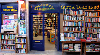 Charlie byrnes book store