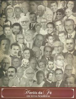 Heróis da fé em terras brasileiras.