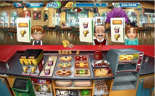Cooking Fever MOD APK Free Download v2.7.2 (Unlimited Gold + Gems)