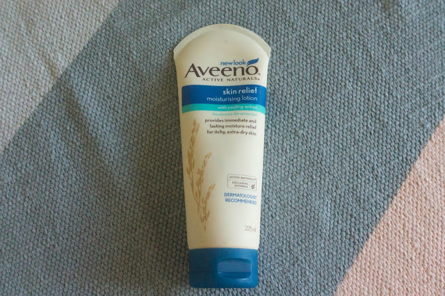 aveeno skin relief moisturizing lotion review nellanelwan