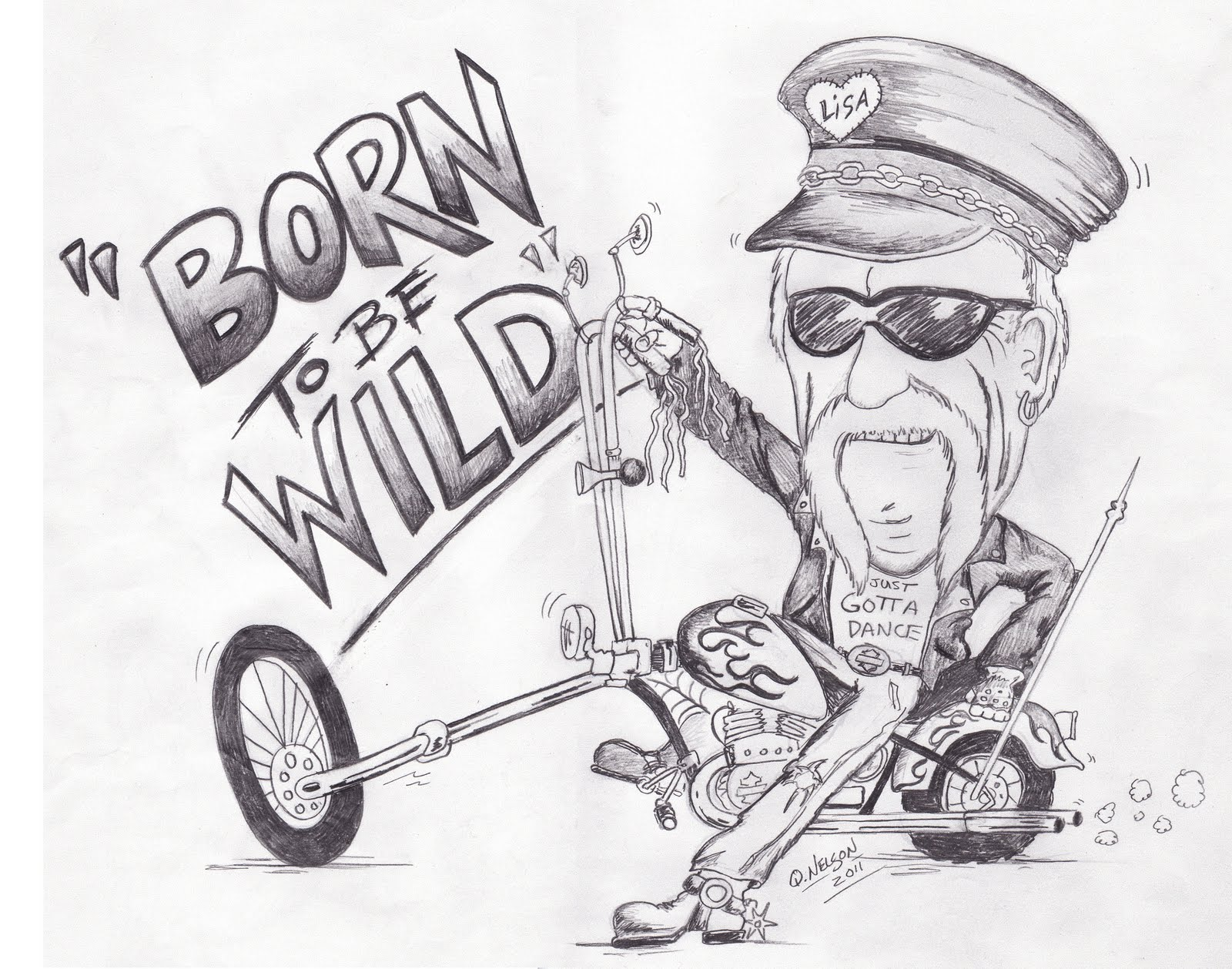 text born to be wild