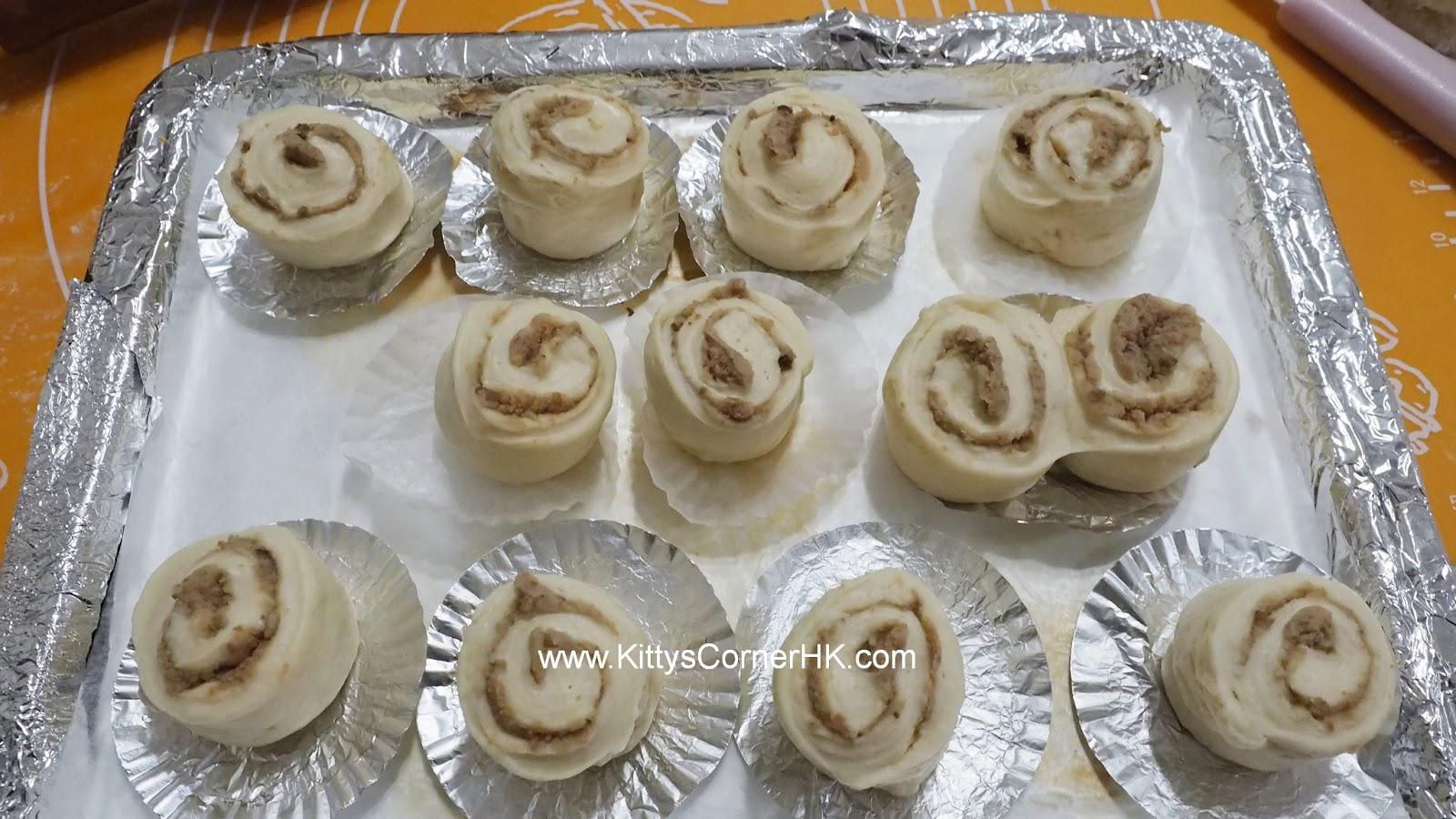 Chestnut Roll DIY recipe 栗子卷 自家烘焙食譜