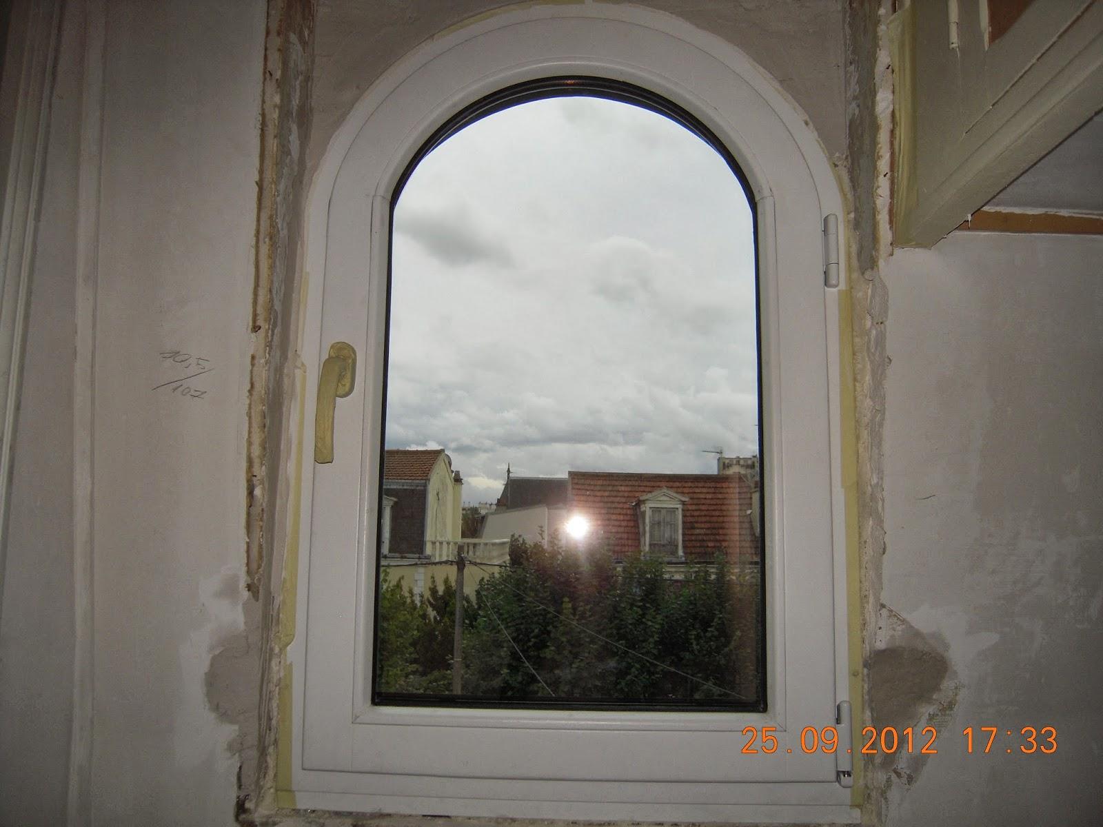 burde renovation fenetres sur mesure arrondies chene double vitrage colombes 92700. Black Bedroom Furniture Sets. Home Design Ideas