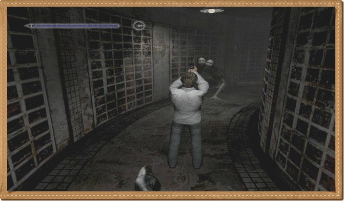 Silent Hill 4 The Room PC Gameplay
