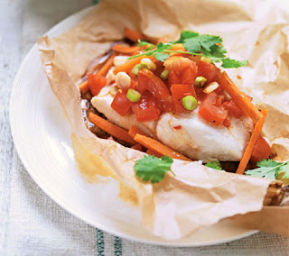 oven baked halibut recipe