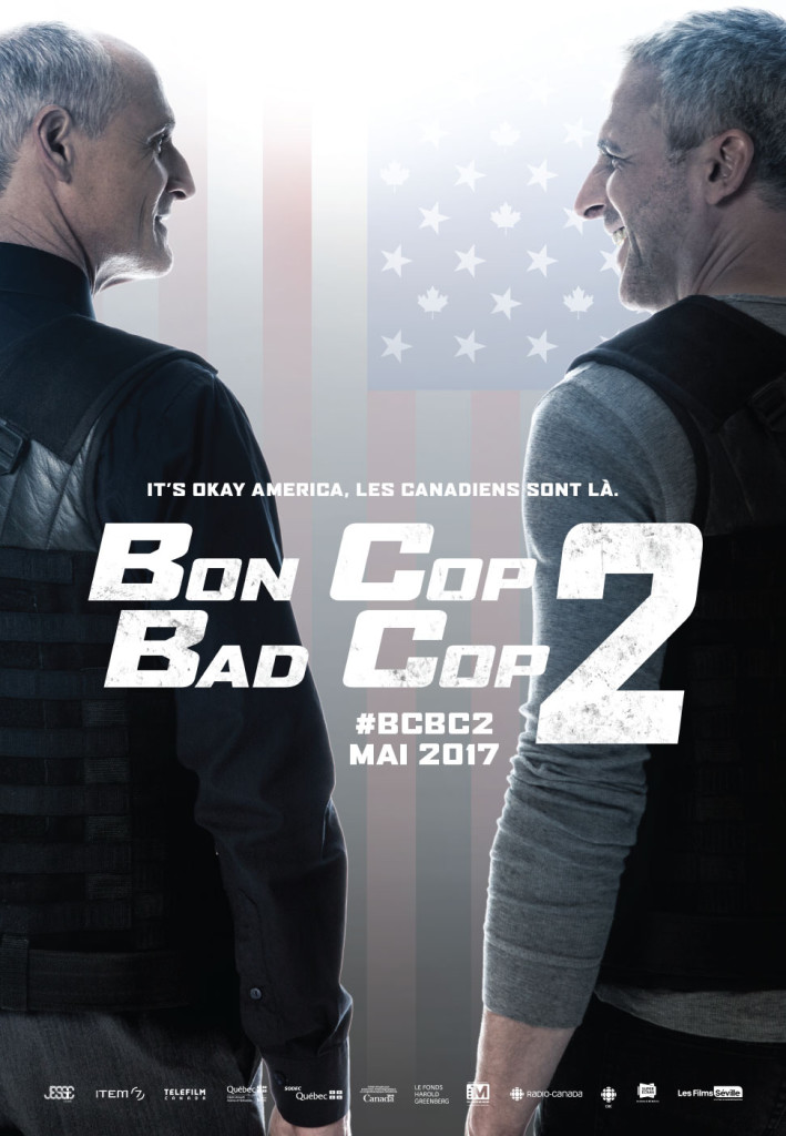 Bon Cop Bad Cop 2 (2017) Legendado