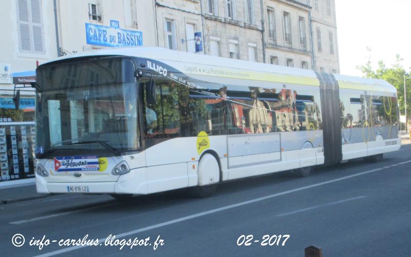 info cars bus heuliez gx 427 bhns yelo la rochelle. Black Bedroom Furniture Sets. Home Design Ideas