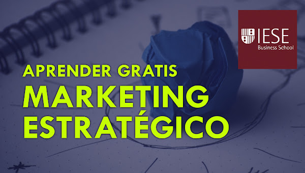 Curso online gratis de Marketing Estratégico