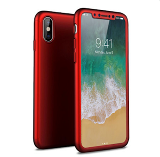 iphone 8 red case