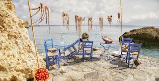 Οι διακοπές σε ένα μικρό ελληνικό νησί που άλλαξαν τη ζωή μιας Βρετανίδας