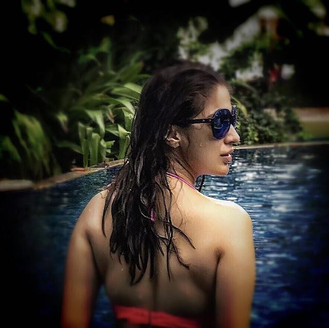 Raai Laxmi Instagram Bikini Pictures