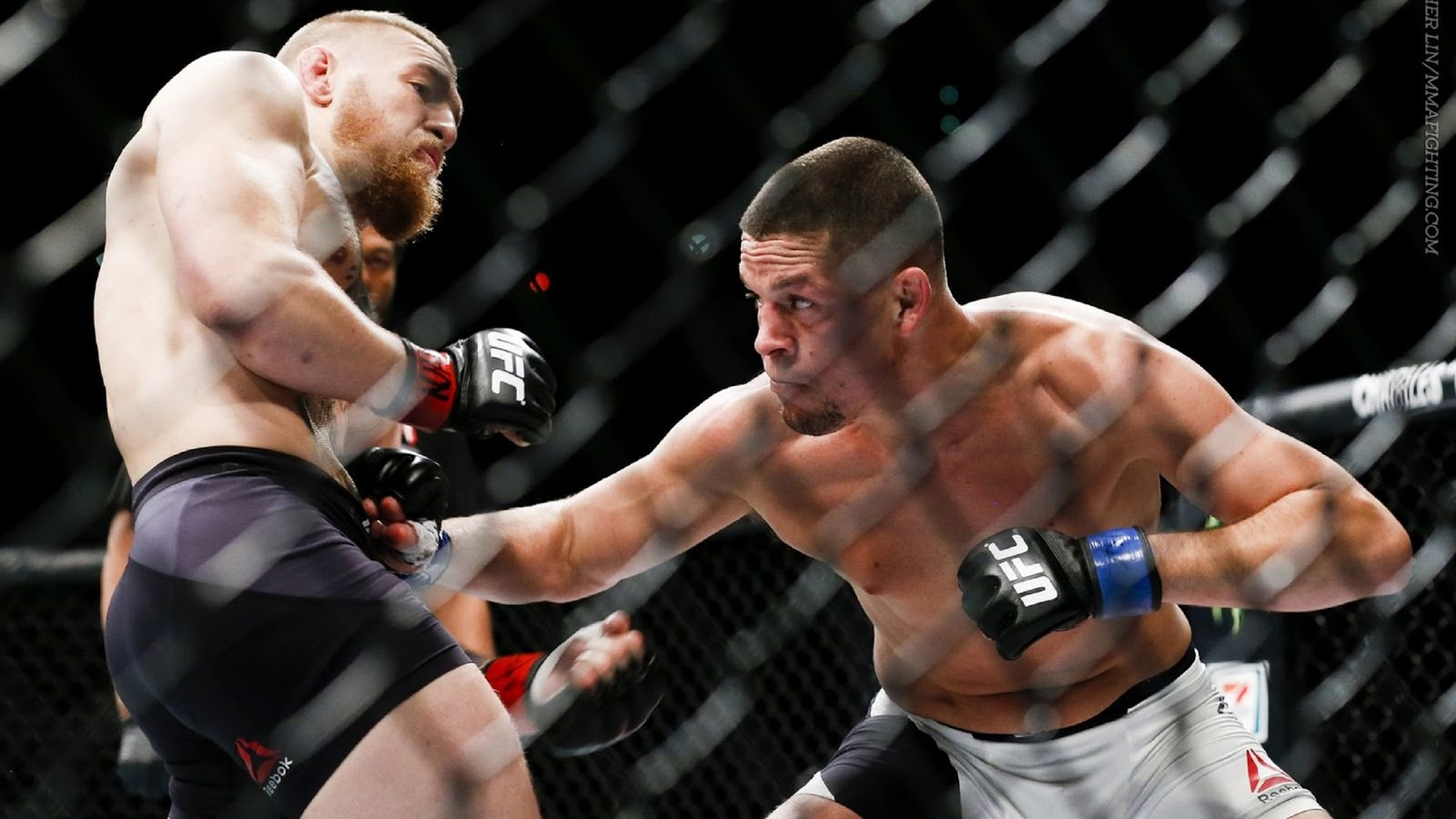 CONOR MCGREGOR VS. NATE DIAZ 6