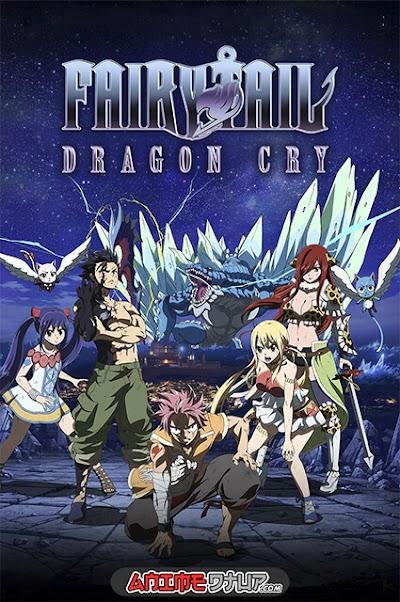 Fairy Tail: Dragon Cry [Castellano/Ingles/Japones] [BDrip 1080p]