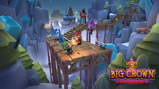 Big Crown Showdown PS3 Wallpaper