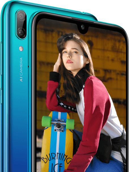 Huawei-y7-2019-camera