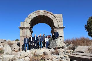 4 Bin Yıllık Tarihi Zengibar Kalesi Turizme Kazandırılıyor.