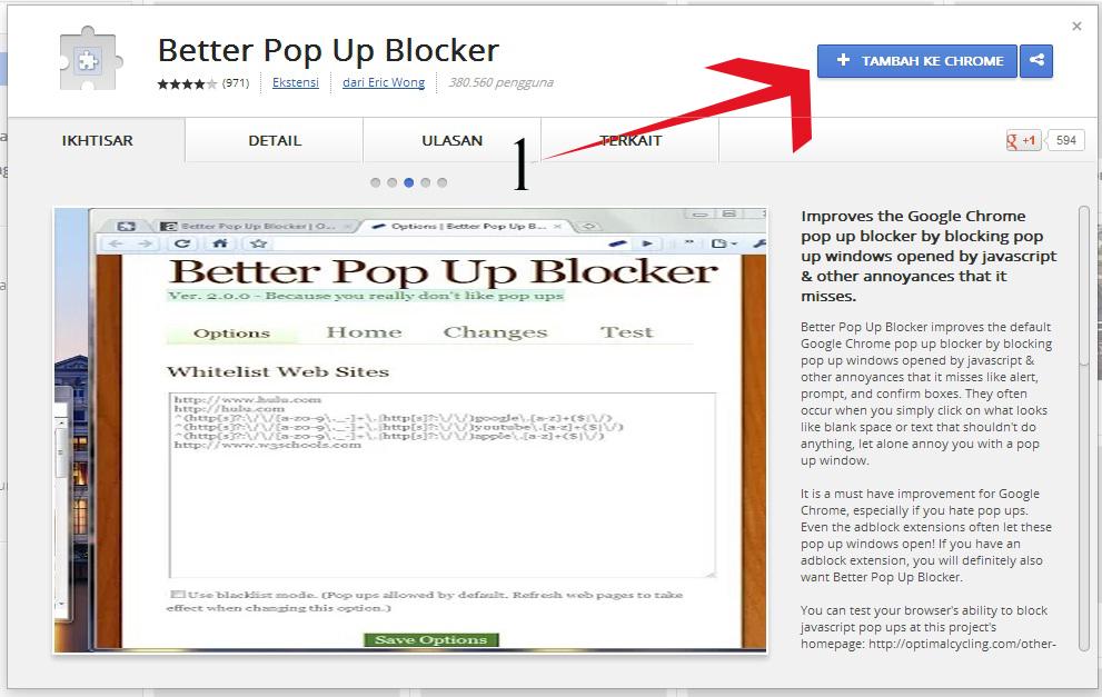 Pop Up Blocker Chrome Deaktivieren