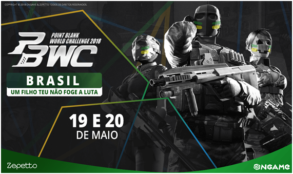 PBWC (Point Blank World Challenge) Brasil