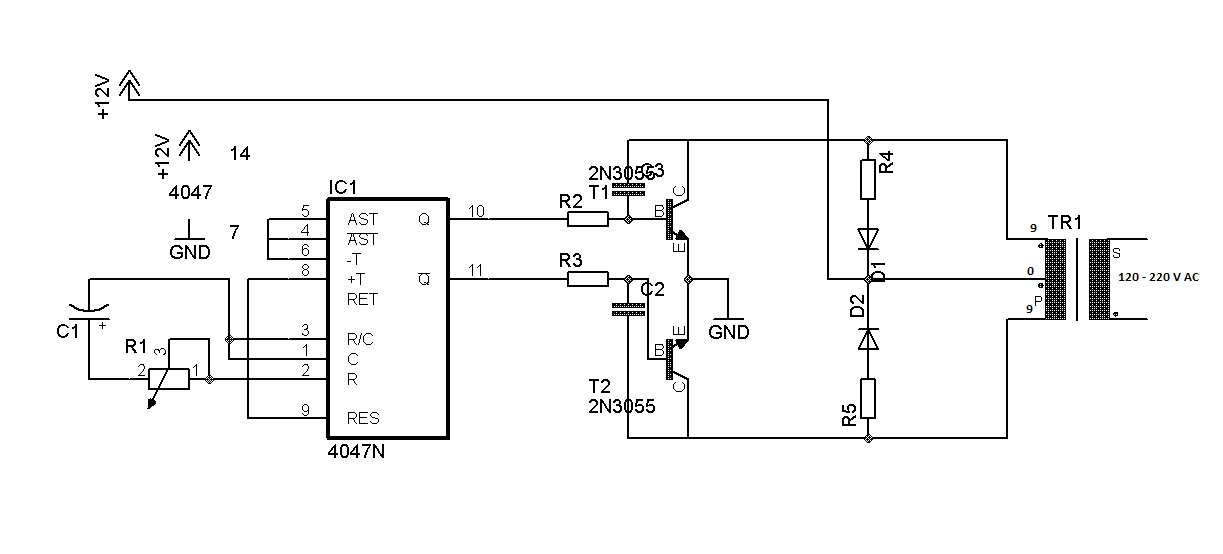 Capacitors For Compressor Wiring Diagram