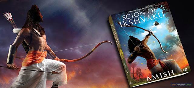 Scion of Ikshvaku first book of Ramchandra series by Amish Tripathi