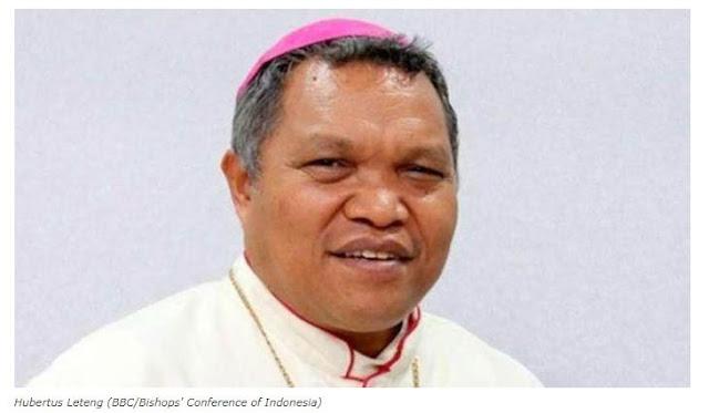 Media Asing Heboh Mundurnya Uskup Indonesia Karena Terlibat Skandal Korupsi