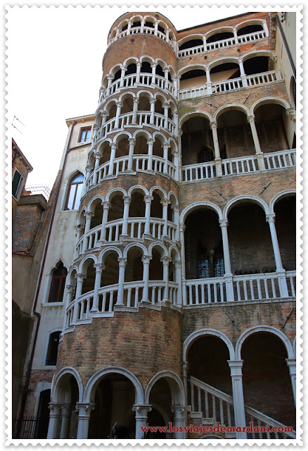 Palazzo Contarini da Bovolo