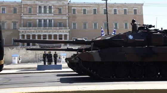 Υπερηφάνεια από την μεγαλειώδη παρέλαση της 25ης Μαρτίου. (βίντεο & φώτο)