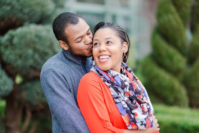 National Harbor Engagement Session | Photos by Heather Ryan Photography