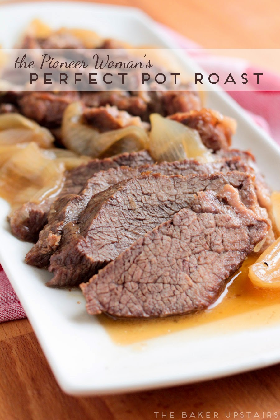 This recipe for perfect pot roast is so savory and flavorful, and yields perfect results every time!