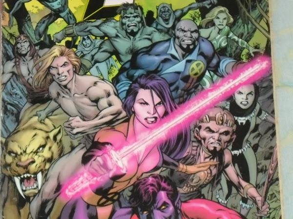 Resenha X-Men Nº 56