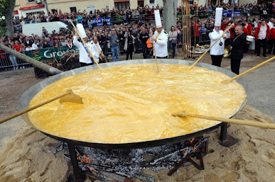 haux easter omelet