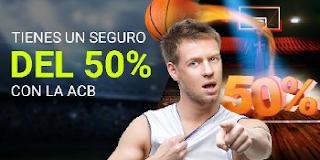 Luckia Empieza seguro 10 euros en la ACB