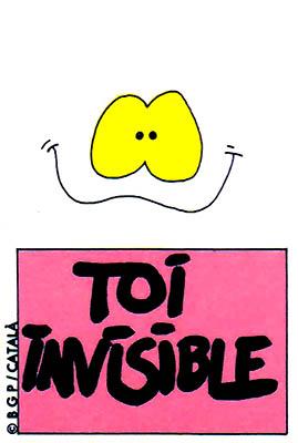 Tois Bollycao Toi invisible