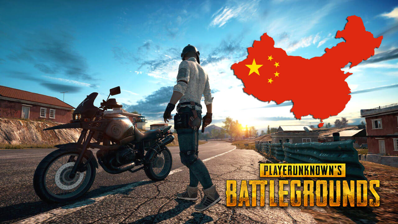 PUBG Will Be Changed In China