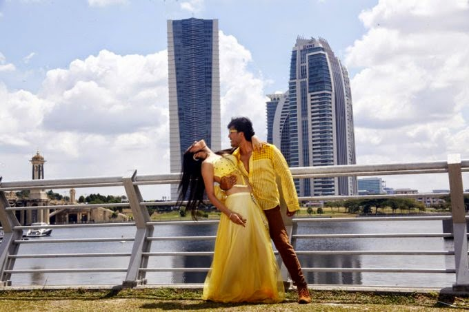 Kannada movie Buguri stills ft Golden star ganesh