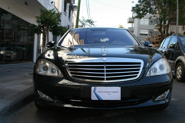 Mercedes-Benz S 500 Mirtha Legrand