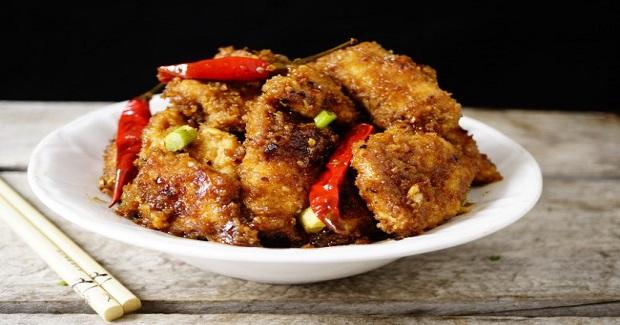 Baked General Tso's Recipe