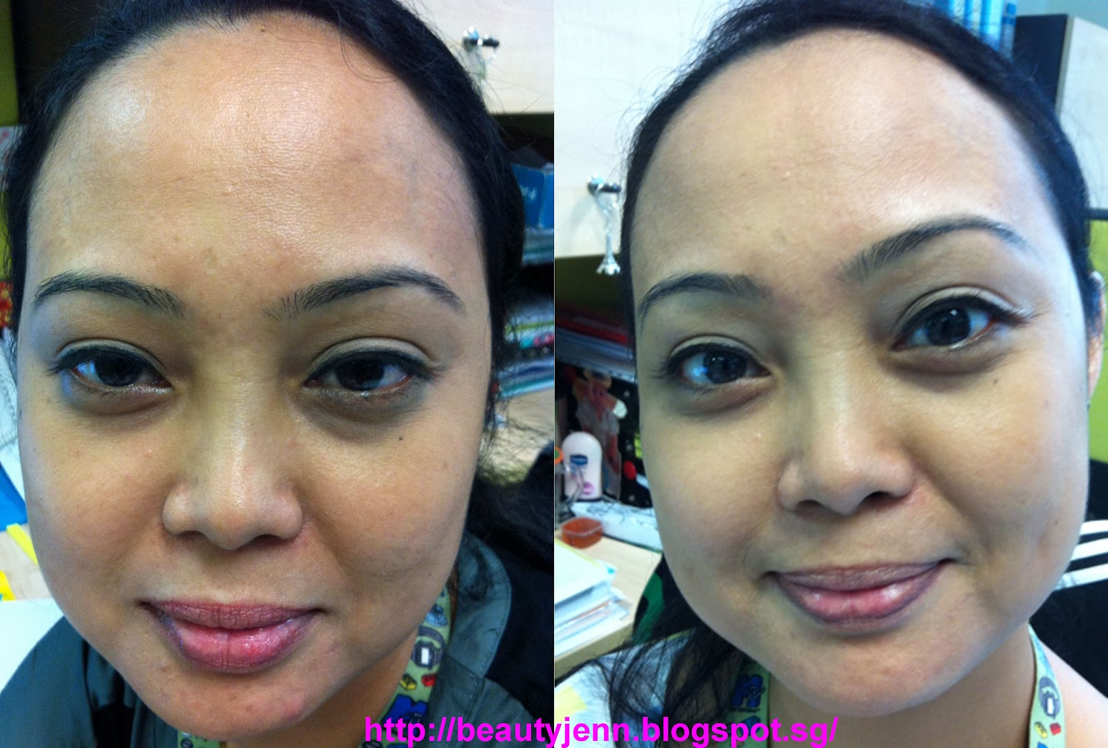 Ageloc Com my life's inspirations!: my colleague 3 weeks after taking