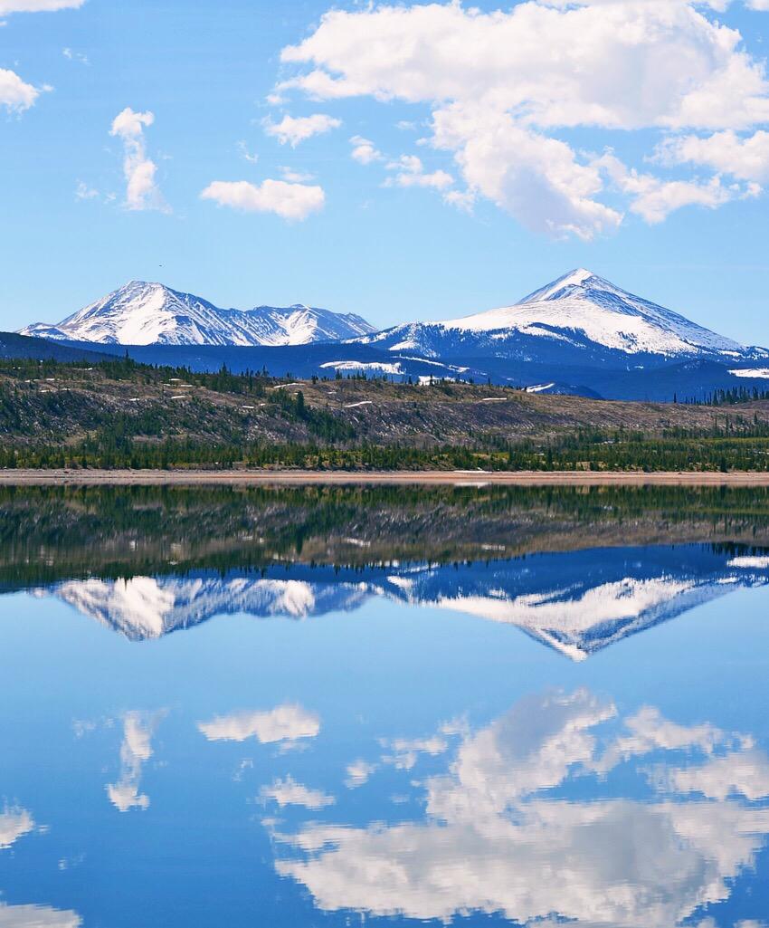 Rocky Mountains Frisco Colorado