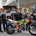 Chavo Salvatierra está listo para acelerar en el Rally Dakar 2018