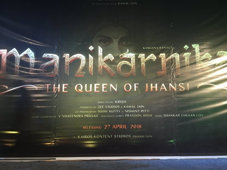 full cast and crew of Bollywood movie Manikarnika: The Queen Of Jhansi 2018 wiki, Saqib Saleem, Kangana Ranaut Manikarnika: The Queen Of Jhansi story, release date, Manikarnika – See Your Evil wikipedia Actress name poster, trailer, Video, News, Photos, Wallpaper